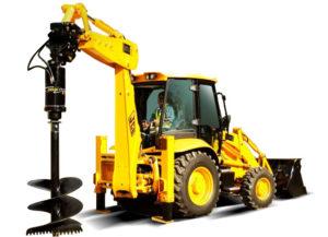 Услуги ямобура и аренда строительной и спецтехники в Выборге и районе