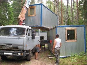 Перевозка доставка крупно- и мелкогабаритных грузов